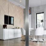 Dąb bielony Villa White- podłoga nowoczesnych wnętrz