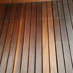 Skuteczna renowacja tarasu drewnianego