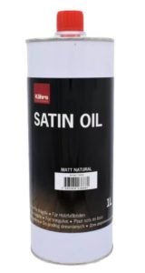 KAHRS Satin Oil Matt